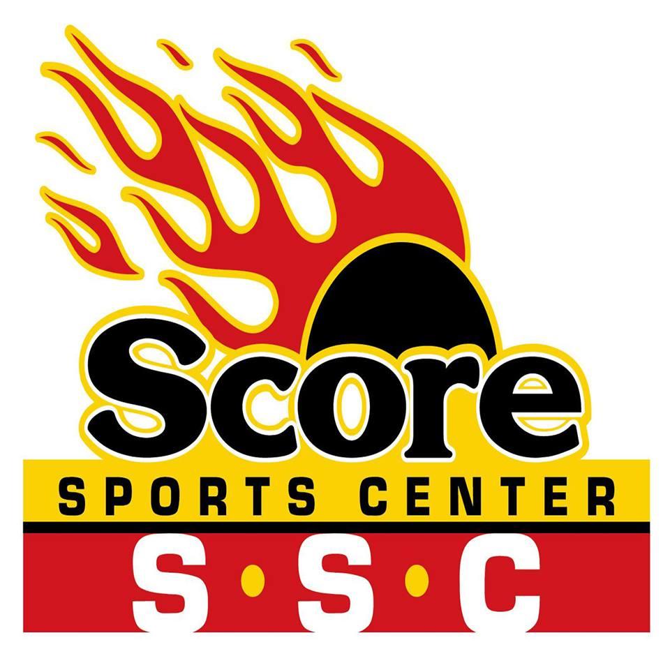 Score Sports Center Logo