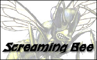 Screaming Bee LLC Logo