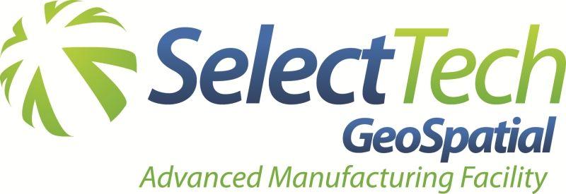 SelectTech GeoSpatial Logo