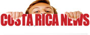 Costa Rica News Logo