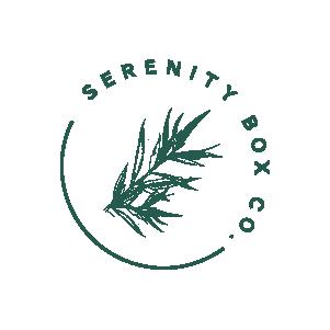 Serenity Box Co Logo