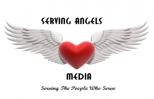 Servingangelsmedia Logo