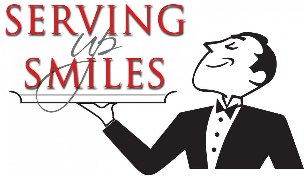 Serving Up Smiles Logo