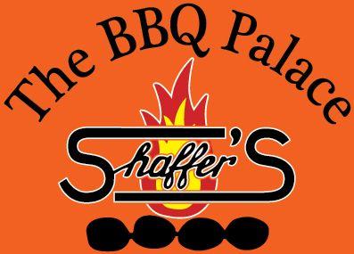 Shaffer's BBQ Palace Logo