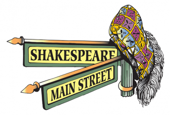 Shakespeare on Main Street of Vermont, INc. Logo
