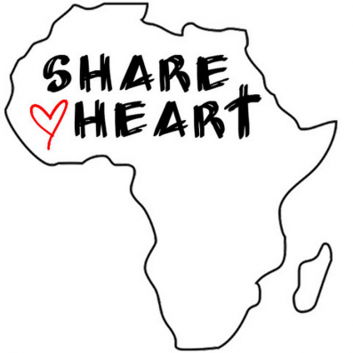 Share HEART in Africa, Inc. Logo