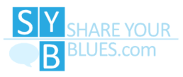 ShareYourBlues Logo