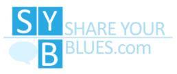 ShareYourBlues Logo