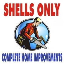 Shells Only Complete Home Improvements Logo