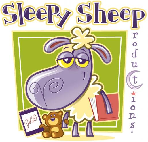 Sleepy Sheep Productions Logo