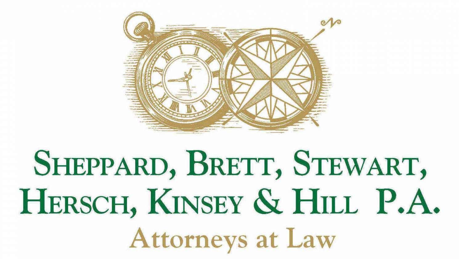 Sheppard, Brett, Stewart, Hersch, Kinsey & Hill Logo