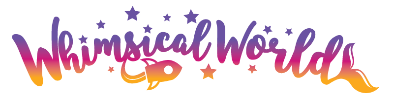 Whimsical World Logo