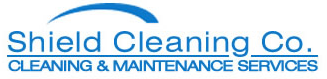 Shield Cleaning Logo