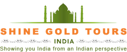 Shine Gold Tours India Logo