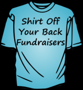 Shirt Off Your Back Fundraisers Logo