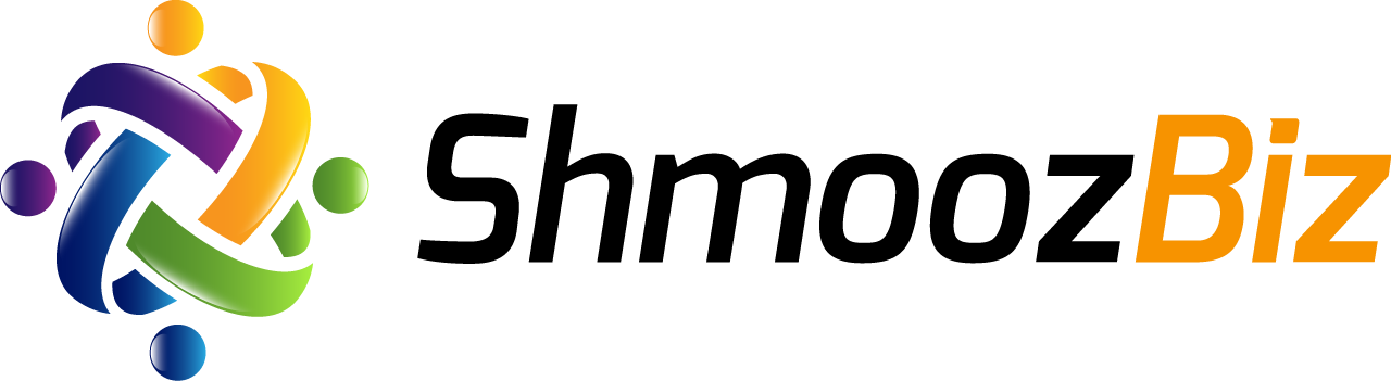 ShmoozBiz Logo