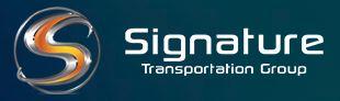 Signature Transportation Group Logo