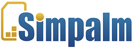 SimPalm Logo