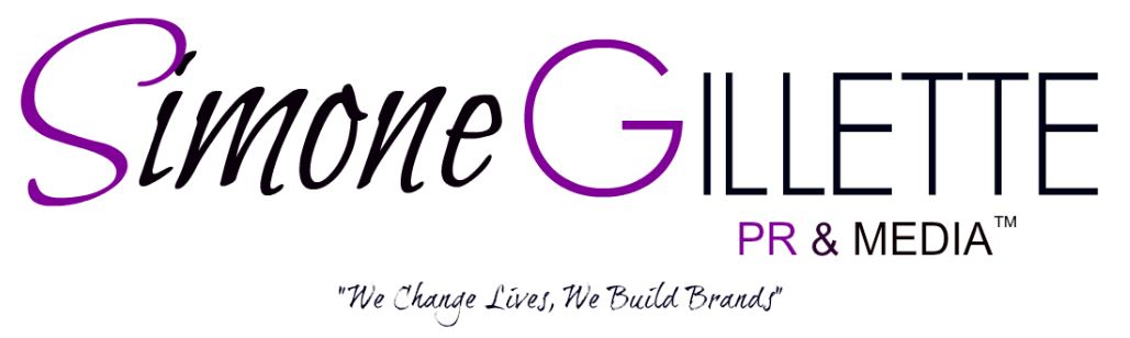 Simone Gillette PR & Media Logo