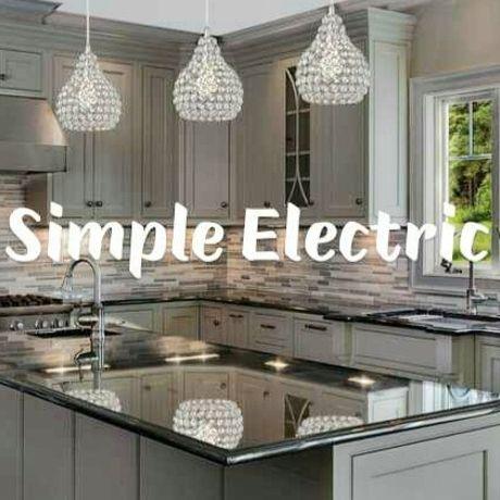Simple Electric Company Logo