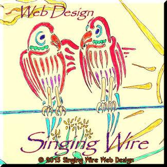 SingingWireWeb Logo