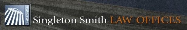 Singleton Smith Law Offices Logo