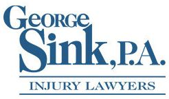 George Sink, P.A. Injury Lawyers Logo