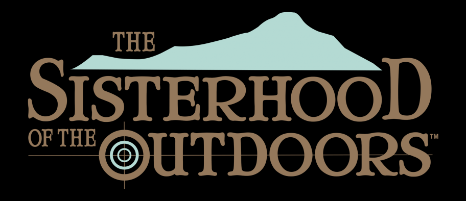 The Sisterhood of The Outdoors Logo