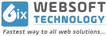 6ixwebsoft Technology Logo