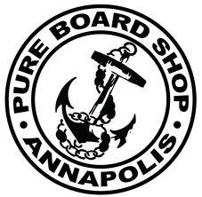 Pure Board Shop Logo