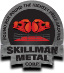 Skillman Metal Corp. Logo