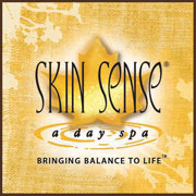 Skin Sense, a day spa Logo