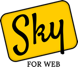 Sky For Web Logo