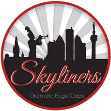 Skyliners Drum and Bugle Corps Logo