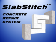 SlabStitch Concrete Repair System Logo