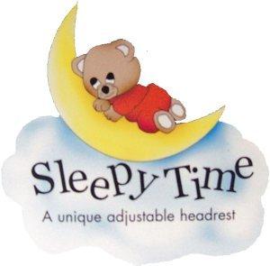 Sleepy Time Headrest Company Logo