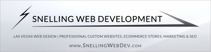 Snelling Web Development Logo