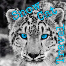 Snow Cat Travel Logo