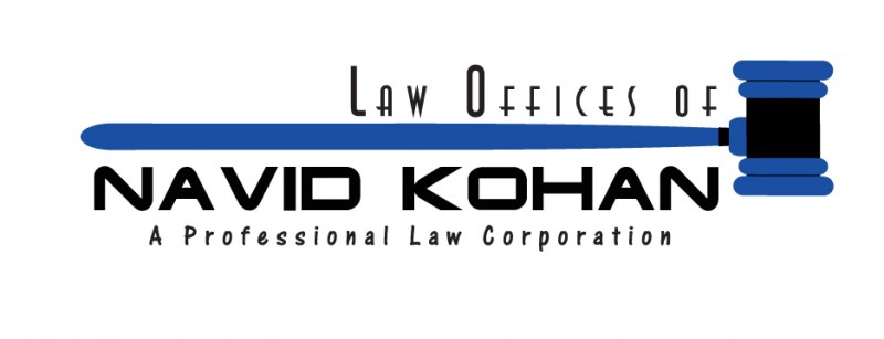 Law Offices of Navid Kohan, APLC Logo