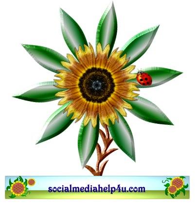 Social Media Help 4 U Logo