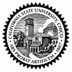 CSU, Chico Public Affairs and Publications Logo
