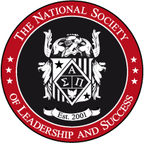 The National Society of Leadership and Success Logo
