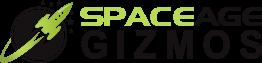 SpaceAgeGizmos.com Logo