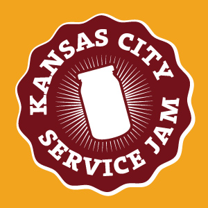 Kansas City Service Jam Logo