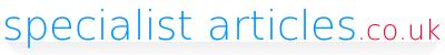Specialist UK Articles Logo