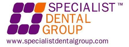 Specialist Dental Group Logo