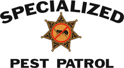 Specialized Pest Patrol Logo