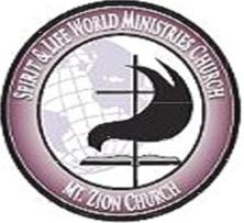 Spirit & Life World Ministries Church Logo