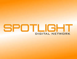 Spotlight Television Logo