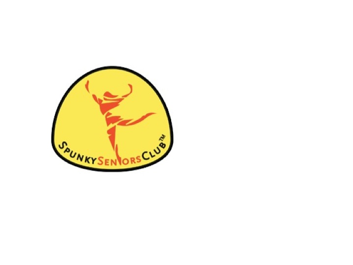 Spunky Seniors Club™ Logo